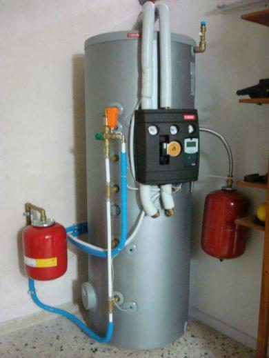 Impianto idrico